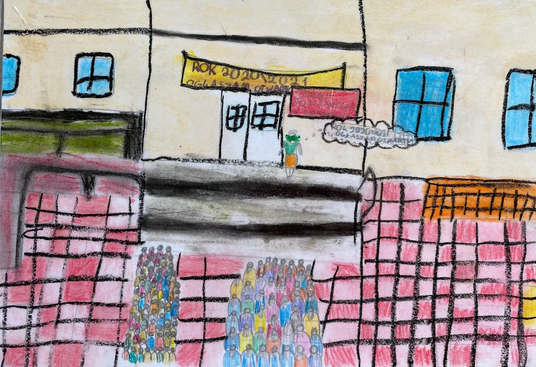 (14) Zofia, lat 9, gm. Łasin