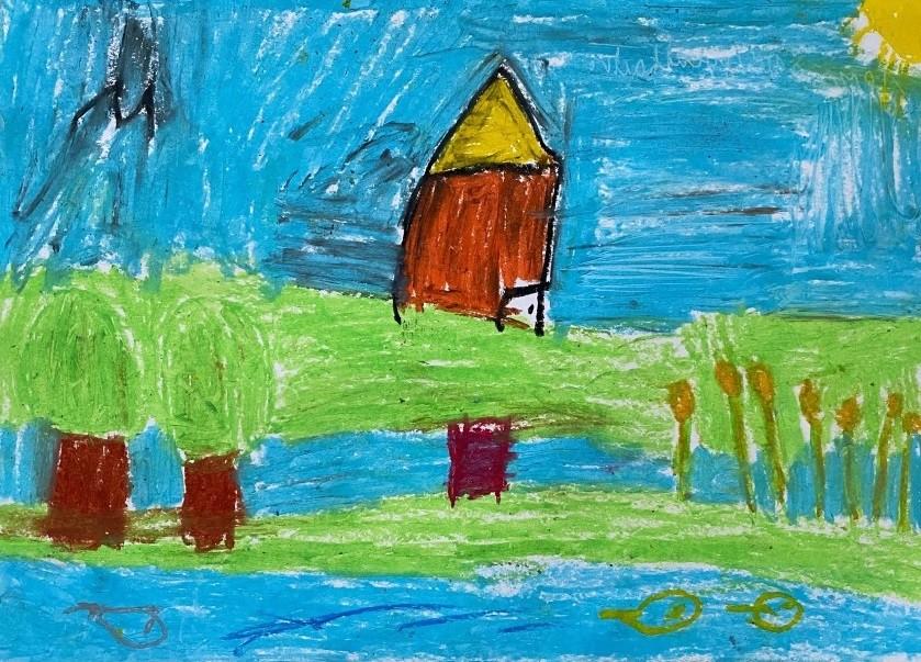 (56) Wiktor, lat 8, gm. Łasin